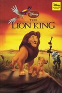 Lion king disney wonderful world of reading hachette partworks