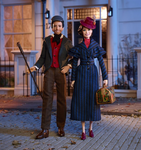 Mary Poppins Returns Barbie Signature dolls