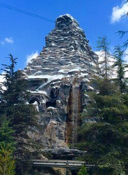 Matterhorn Bobsleds mountain