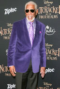 Morgan Freeman Nutcracker premiere
