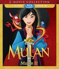 Mulan2MovieCollectionBluray