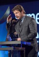 Nick Offerman speaks at Writers Guild Awards