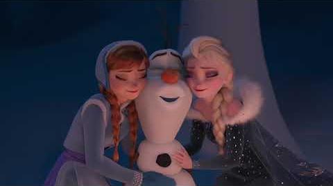 Olaf´s Frozen Avontuur Trailer (NL Ondertiteld) Disney NL