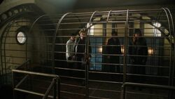 Once Upon a Time - 5x22 - Only You - Caged Heroes