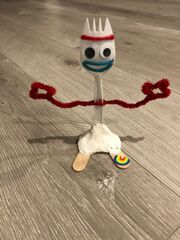 Retro Reed's Forky
