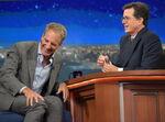 Scott Bakula visits Stephen Colbert