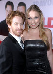 Seth Green & Clare Grant at Old Dogs premiere