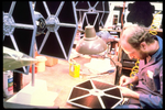 TIE Fighter studio models