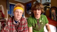 Zeke and Luther Pilot
