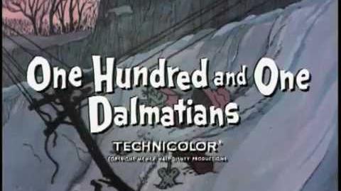101 Dalmatians - 1961 Theatrical Trailer