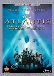 Atlantis DVD and Blu-ray