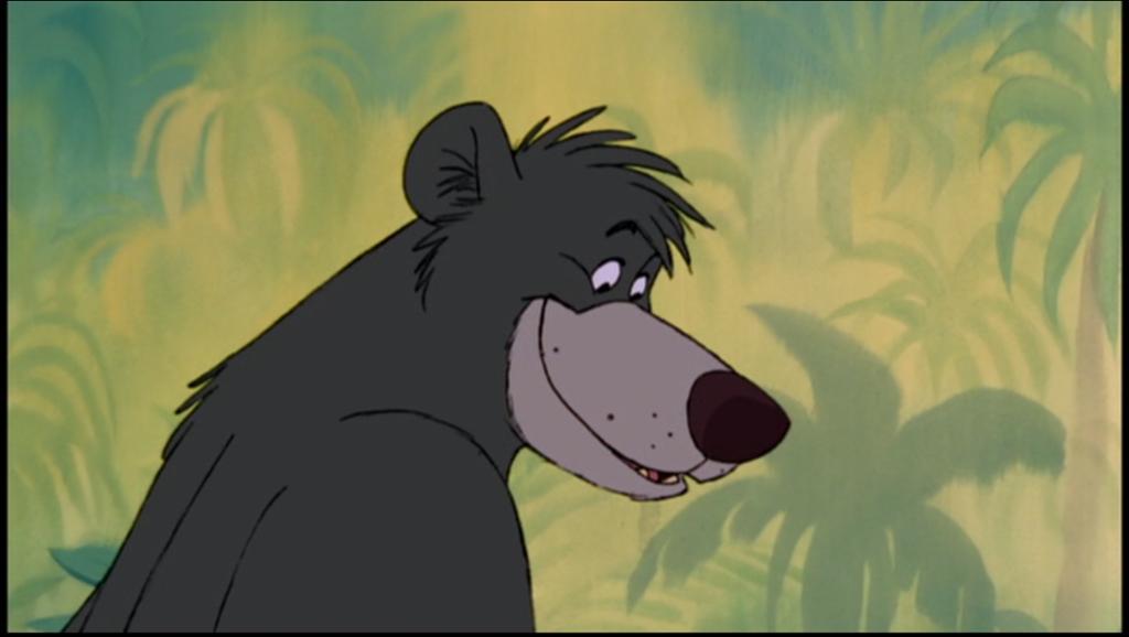 Fotos del oso baloo