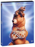Brother Bear DVD Mexico