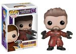 Funko Pop! Star-Lord unmasked