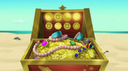 In side Team Treasure chest