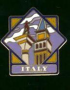 Italy Diamond Pin