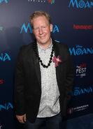 Jared Bush Moana premiere