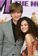 Jason Earles Madison Pettis Hannah Montana remeire