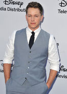 Josh Dallas Disney Media Upfront13
