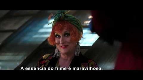 O Retorno de Mary Poppins - De volta à Rua das Cerejeiras