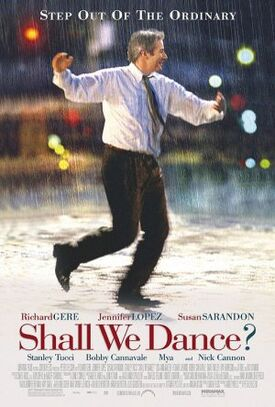 Shall we dance posterA
