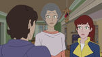Spider-Man - 3x02 - Amazing Friends - Aunt May and Mary Jane