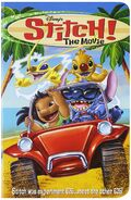 Stitch! The Movie VHS
