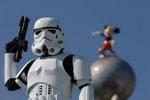 Stormtrooper Close Up