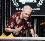 Tom Kane 14th Golden Trailer Awards