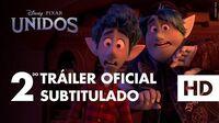 Unidos, de Disney y Pixar – Tráiler oficial 2 (Subtitulado)