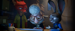 Zootopia Hidden Mickey Bellwether