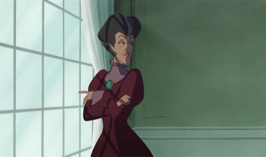 Lady Tremaine Disney Wiki Fandom Powered By Wikia