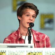 Colin Ford SDCC