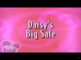 Daisy's Big Sale