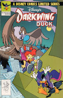 Darkwing Duck mini-series issue4