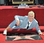 Ellen DeGeneres Hollywood Walk of Fame