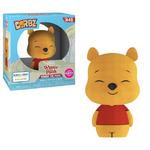 Flocked Winnie the Pooh Dorbz