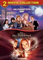 Halloweentown 3 and 4 2 Movie Collection DVD