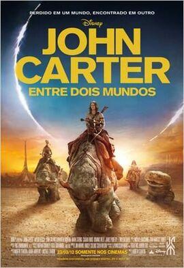 John Carter - Entre Dois Mundos - Pôster Nacional