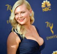 Kirsten Dunst 70th Emmys