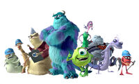 Monsters Inc 0