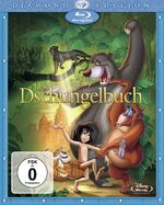 The Jungle Book 2013 Germany Blu-Ray