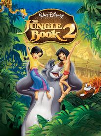The Jungle Book 2 cover