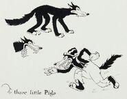Threelilpigs-wolf-model