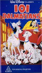 101 Dalmatians 1996 AUS