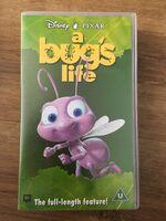 A Bugs Life (1999 UK VHS) (Dot)