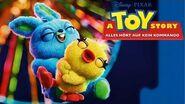 A TOY STORY ALLES HÖRT AUF KEIN KOMMANDO – Kinospot Kuschel-Attacke Disney•Pixar HD