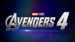 Avengers 4 logo