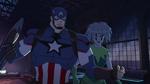 Captain America AUR 17