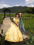 Demi Lovato Princess Protection Program promoshoot 2009